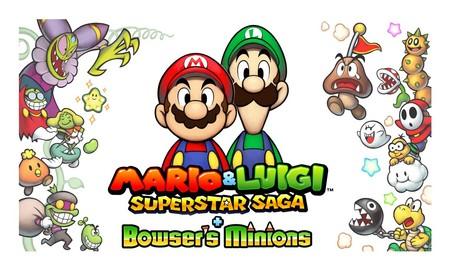 Anunciado Mario & Luigi Superstar Saga + Bowser's Minions, un remake del RPG de GBA para 3DS [E3 2017]