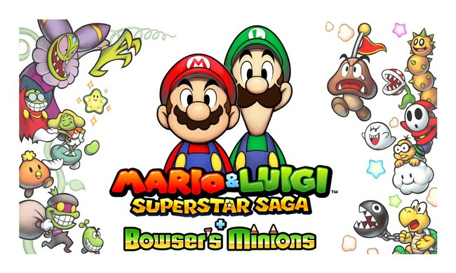 Mario Luigi Superstar Saga Remake