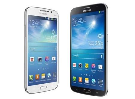 Samsung Galaxy Mega 5.8 y 6.3, toda la información