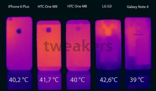 Tweakers Onem9 Temperatura Final