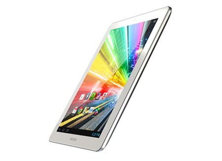 Archos 97 Platinum HD lateral