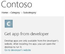 Desktop Apps en Windows Store
