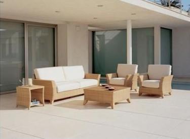 ¿Qué muebles son los mejores para el exterior?