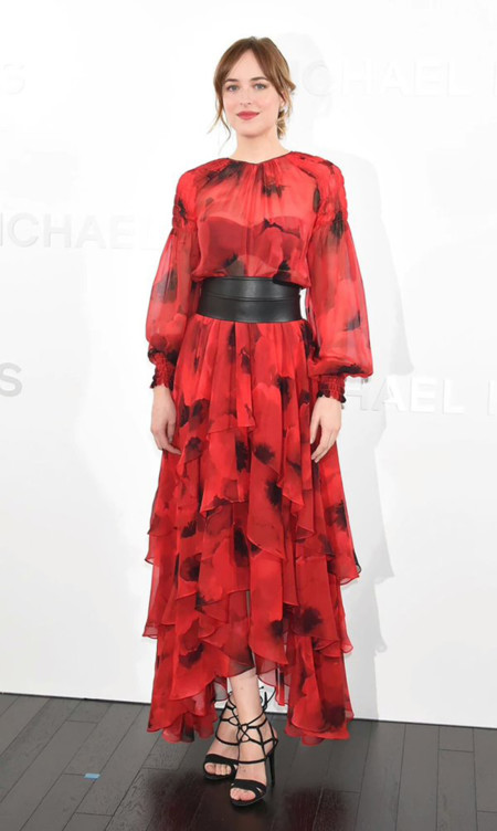 Dakota Johnson Michael Kors Japon 2
