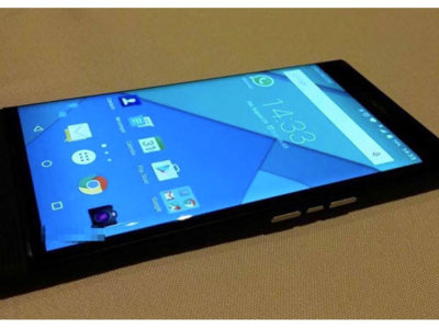 Ya tenemos confirmación oficial de la BlackBerry Priv, el primer terminal de la compañía con Android