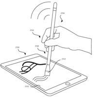 Apple patenta una punta intercambiable para el Apple Pencil que lo convertiría en un pincel