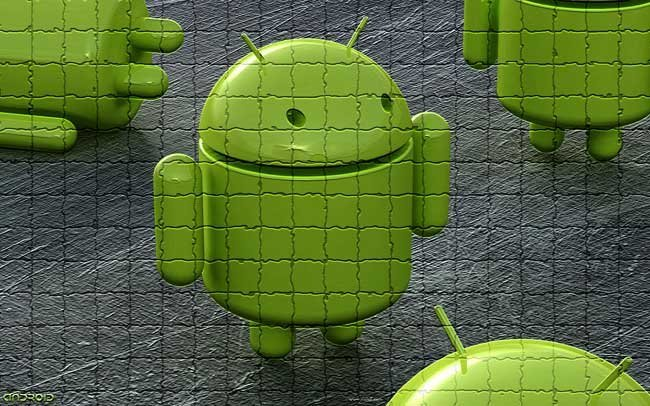 Android fragmentado, original de Richd