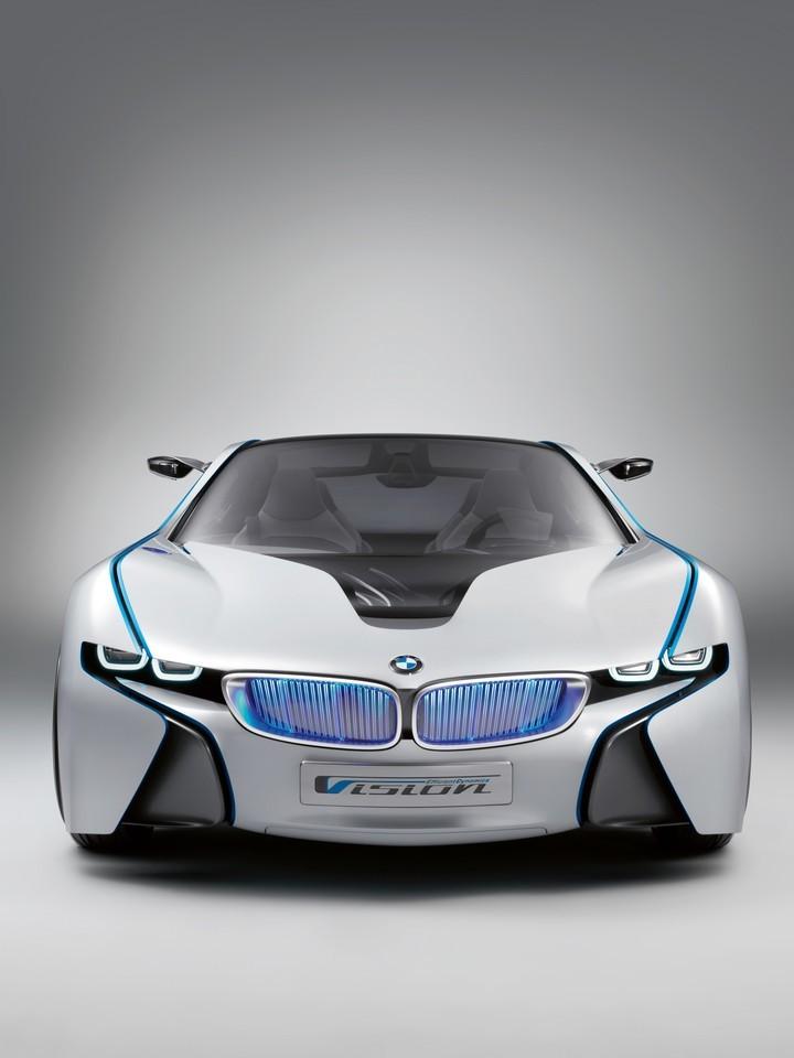 Foto de BMW Vision EfficientDynamics 2009 (40/92)
