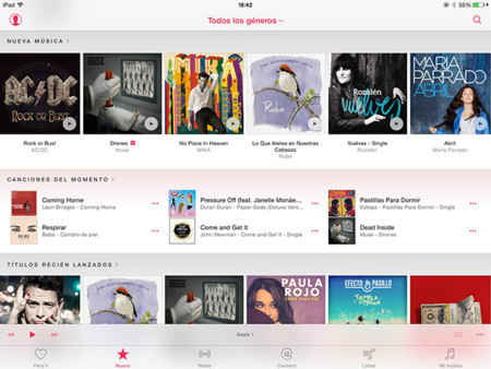 Apple Music, lo hemos probado