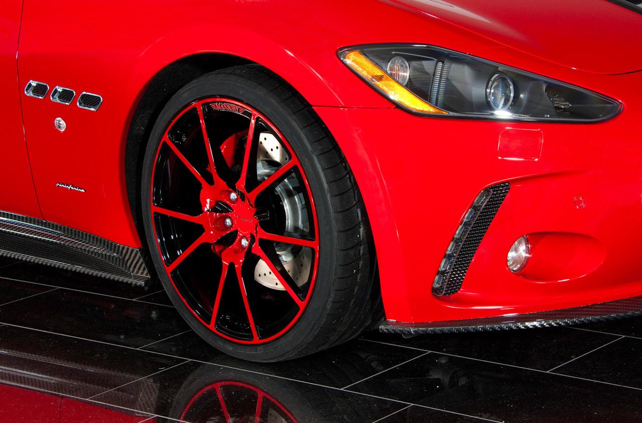Foto de Mansoty Maserati GranTurismo (13/22)