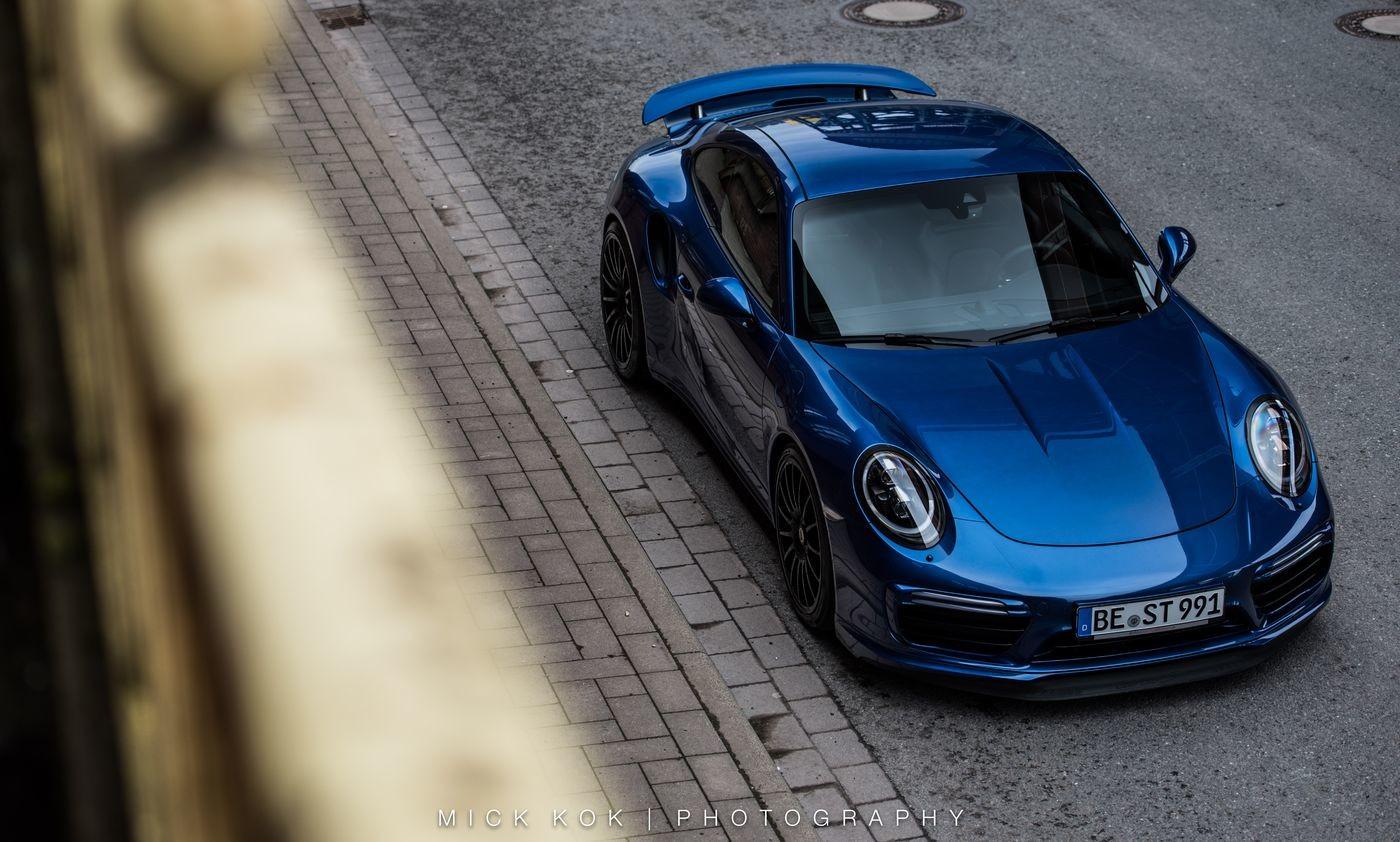 Foto de Porsche 911 Turbo S Edo Competition (4/26)