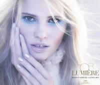 Primera imagen de L'Or Lumière con Lara Stone, edición limitada para Cannes 2014