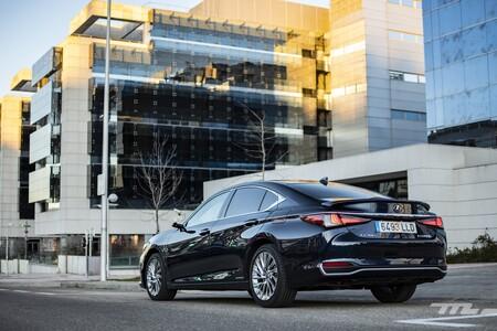 Lexus Es 300h 2021 Prueba 060