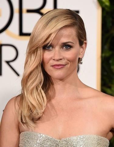Reese Witherspoon se suma al plateado en los Globos de Oro 2015