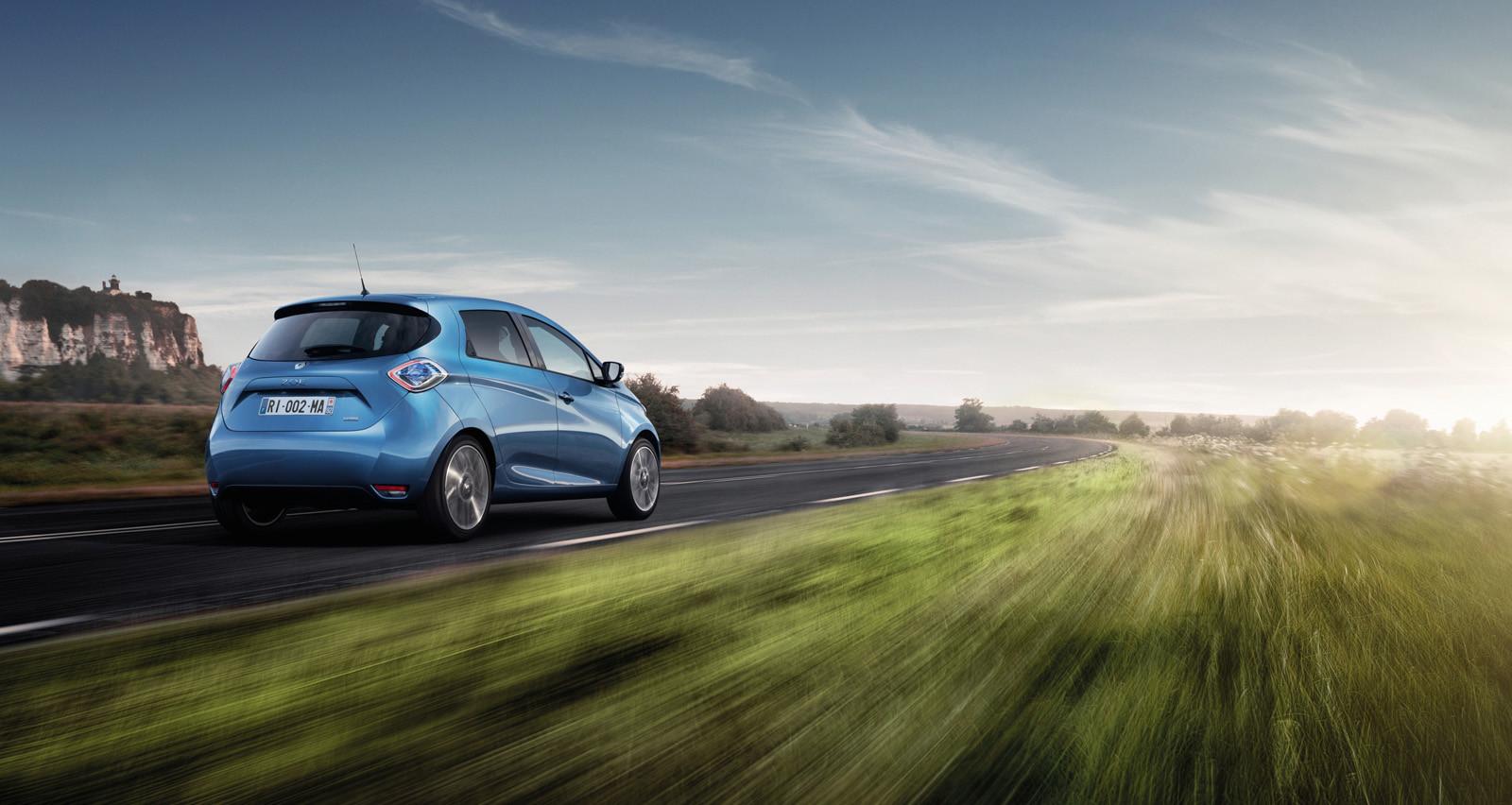 Foto de Renault ZOE ZE 40 (15/21)