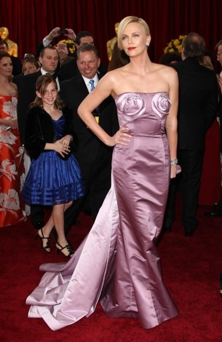 Charlize Theron en 2010