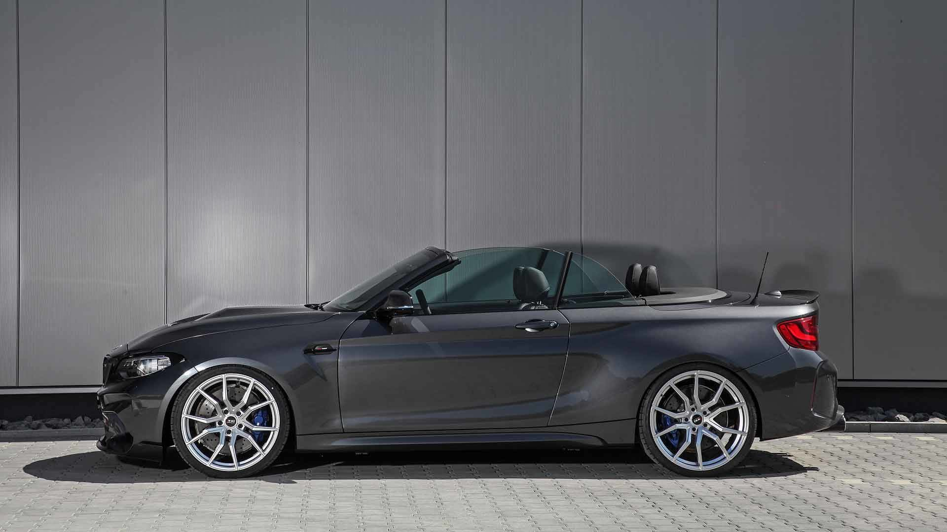 Lightweight BMW M2 Cabrio