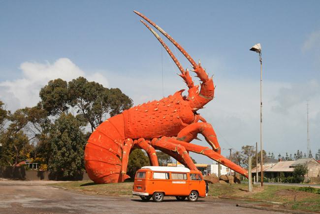 Big Things. Todo a lo grande en Australia