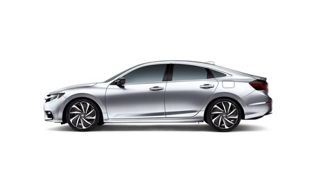 Honda Insight 2018 anticipo