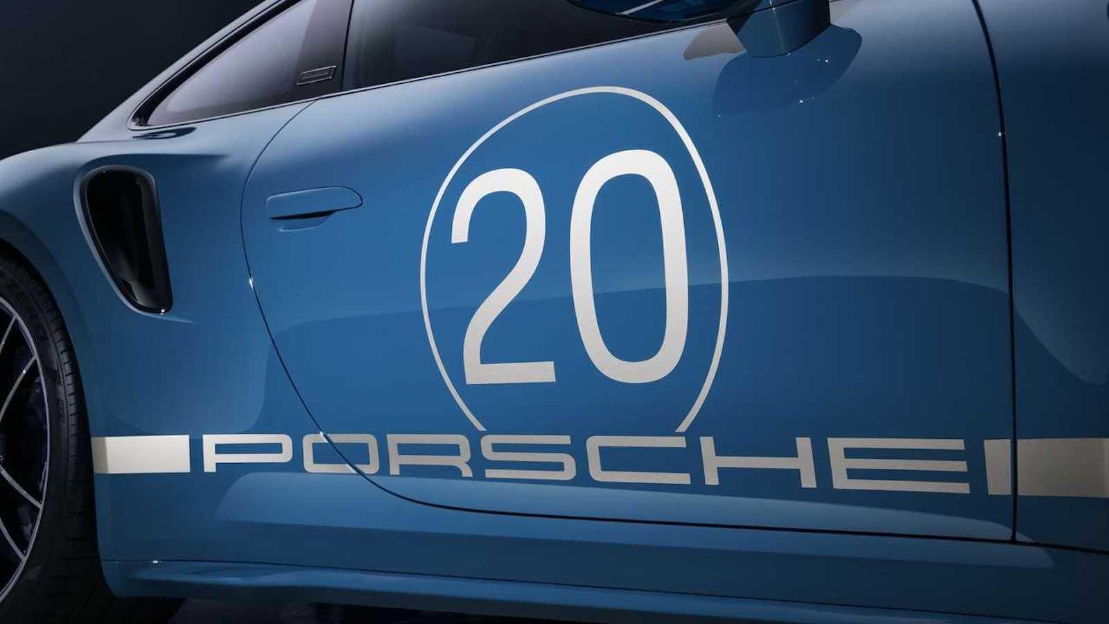 Foto de Porsche 911 20 Aniversario en China (5/9)