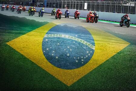 La misteriosa desaparición del Gran Premio de Brasil de MotoGP: estaba previsto para 2022, pero no está en el calendario