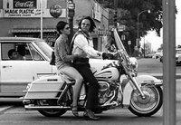 Elvis Presley, el motero desconocido