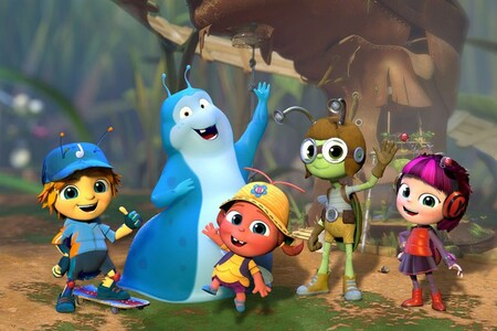 Beat Bugs Beatles Netflix