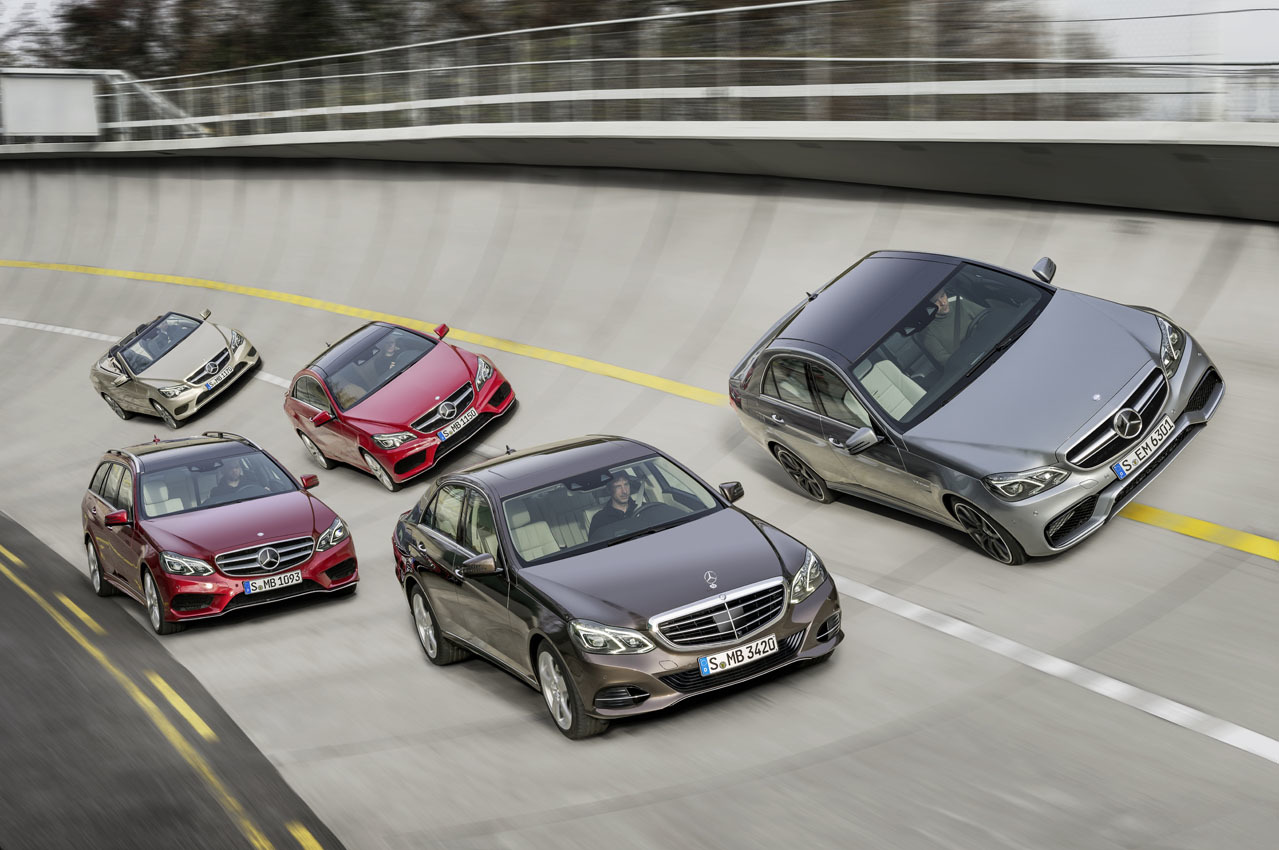 Foto de Mercedes-Benz Clase E 2013 (presentación) (19/48)