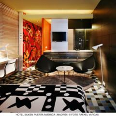 Foto 5 de 9 de la galería hotel-puerta-america-mariscal-y-salas en Decoesfera