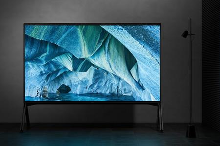 Sony amplia su catálogo de televisiones para 2019 con modelos 8K y con más tamaños para sus espectaculares OLED 4K