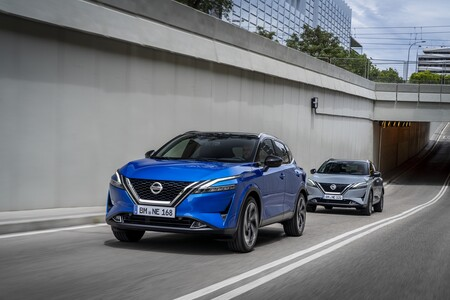 Nissan Qashqai 2021 Prueba Contacto 036