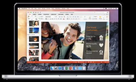 La peor pesadilla de iWork ya ha aparecido, es gratuita y se llama Microsoft Office 2016 para Mac
