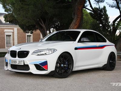 Probamos el espectacular BMW M2 M Performance: desearás tener 20.000 euros para gastarte en extras