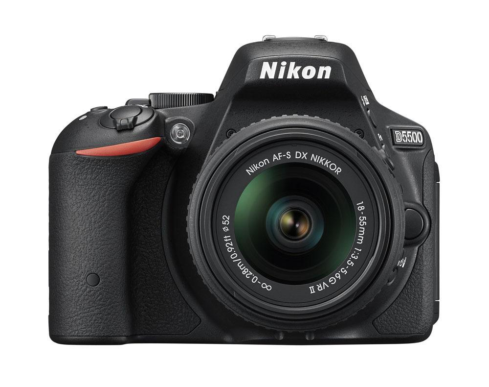 Foto de Nikon D5500 (1/7)