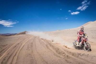 Dakar 2015: Antofagasta - Iquique, etapa 6