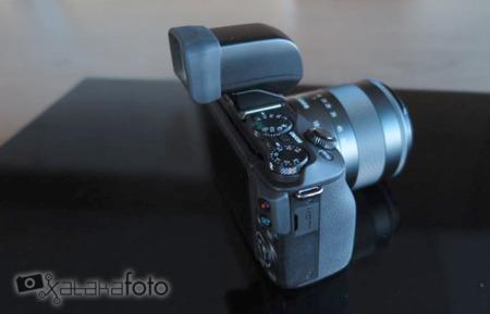 Canon reconoce que podría preparar una EOS M 4K para competir con la A7S de Sony