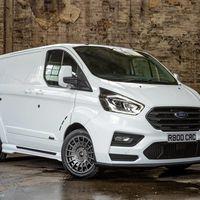 Ford MS-RT Transit Custom: la furgoneta más 'racing' del mercado es sólo para Reino Unido