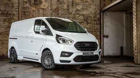 Ford MS-RT Transit Custom