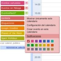 Mejoras en la notificación de Google Calendar