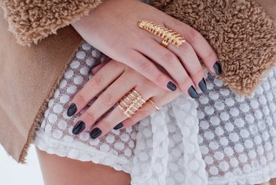 Las bloggers y sus uñas: ¡cuántas ideas para empezar el año!