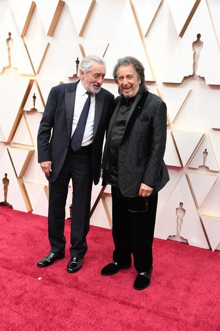 Robert De Niro Y Al Pacino Dos Estilo Totalmente Opuestos Vistos En Los Premios Oscar
