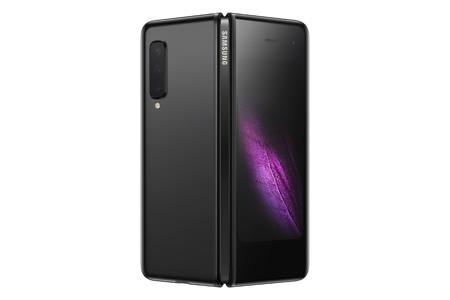 Samsung Galaxy Fold Cosmos Black 2 1
