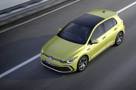 Volkswagen Golf R Line 2020 1