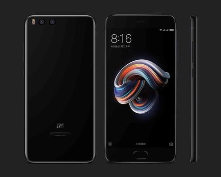 Xiaomi Mi Note 3 de 128GB por sólo 184 euros en Banggood con este cupón de descuento
