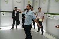 Vídeos de 'Half Life 2' y 'Geometry Wars' controlado con Project Natal