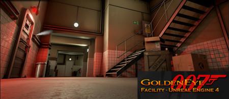 Así luciría GoldenEye 007 en Unreal Engine 4