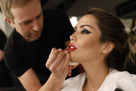 Rosanna Zanetti aparece tras su boda con David Bisbal y su maquillaje nos encanta
