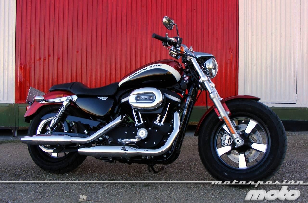 Foto de Harley-Davidson XR 1200CA Custom Limited (32/65)