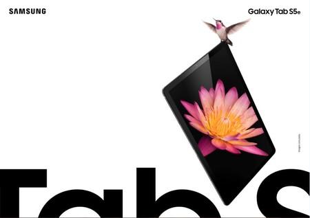 Samsung Galaxy Tab S5e Mexico