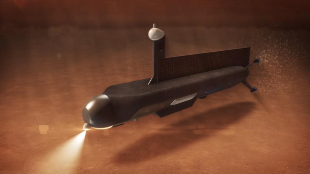 La NASA quiere mandar un submarino a Titan, la luna con mares de hidrocarburos de Saturno